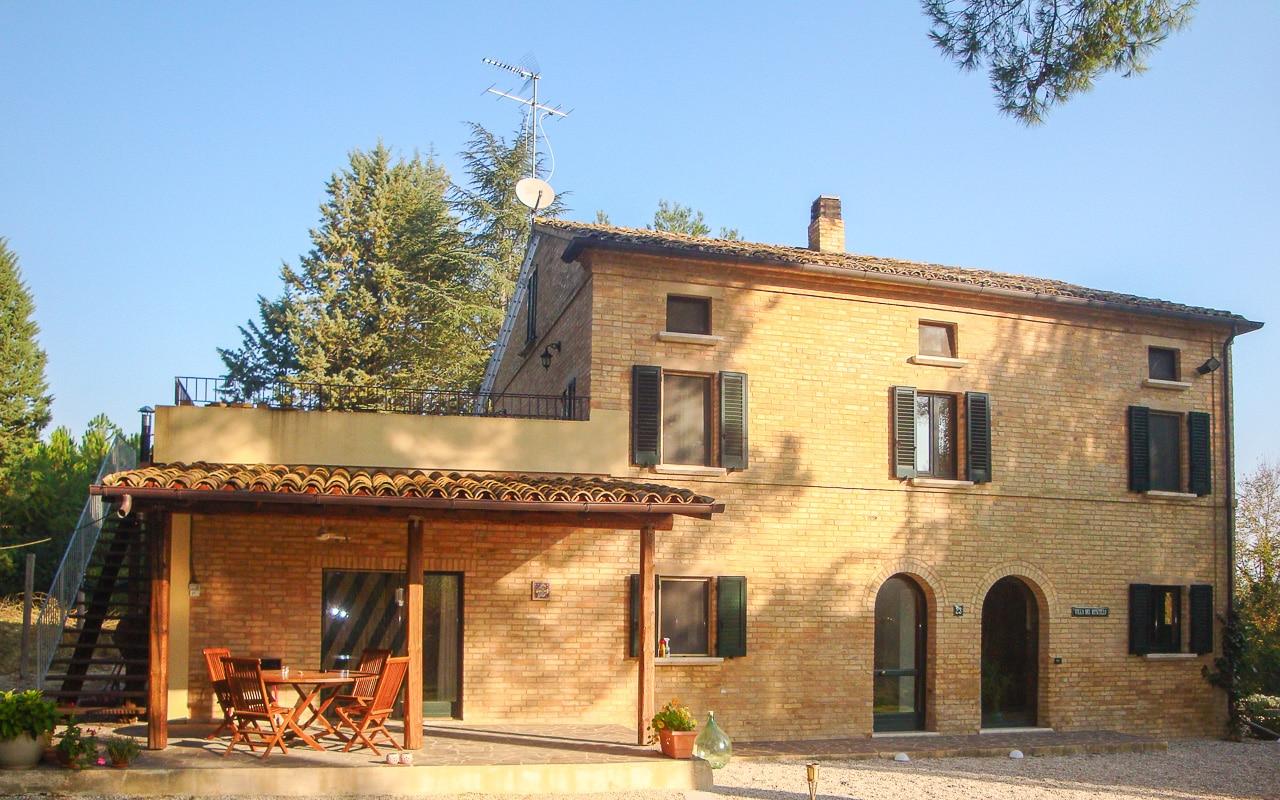 Villa del ruscello luxe villa restored with swimming pool